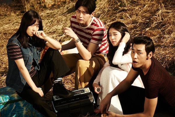 phim lẻ hài hước Hàn Quốc - Hot young bloods