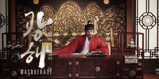 Phim lẻ Hàn Quốc hay năm 2021 - Hoàng đế giả mạo - Masquerade
