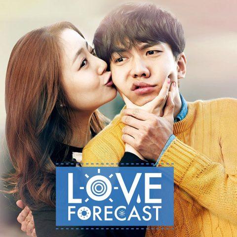 Phim lẻ Hàn Quốc hay nhất - Yêu phải nàng lắm chiêu - Love Forecast