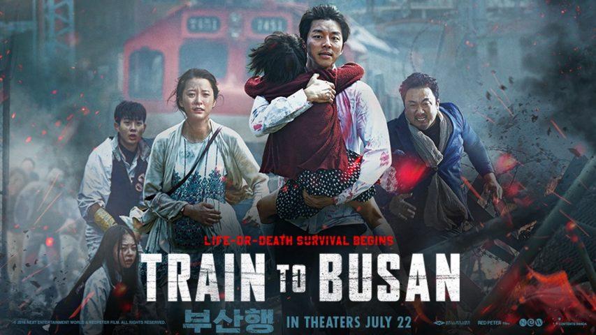 Chuyến tàu sinh tử - Phim lẻ Hàn Quốc kinh dị về xác sống