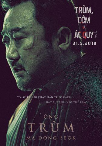 Trùm cớm và ác quỷ - Phim lẻ Hàn Quốc hình sự