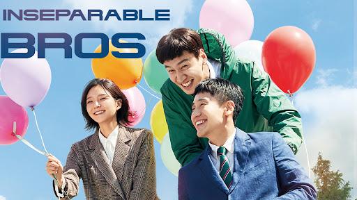 Phim lẻ Hàn Quốc hay nhất - Thằng Em Lý Tưởng - Inseparable Bros