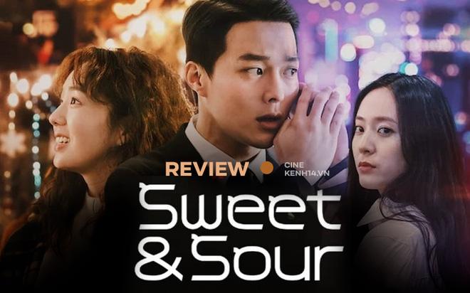 Phim lẻ Hàn Quốc hay năm 2021 - Chua và ngọt